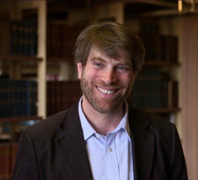 Portrait of Adam Rothman