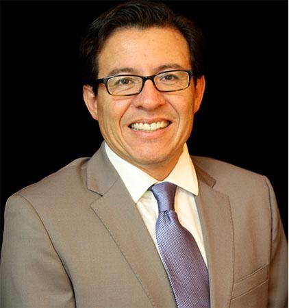 Portrait of José M. Alamillo