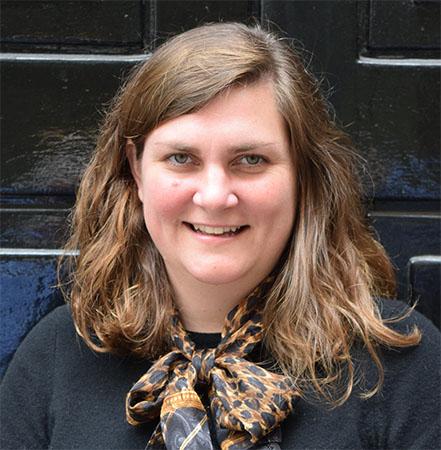 Portrait of Christa Dierksheide