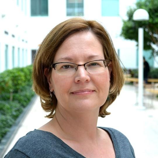 Portrait of Liette Gidlow