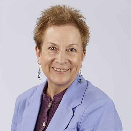 Portrait of Susan Goodier