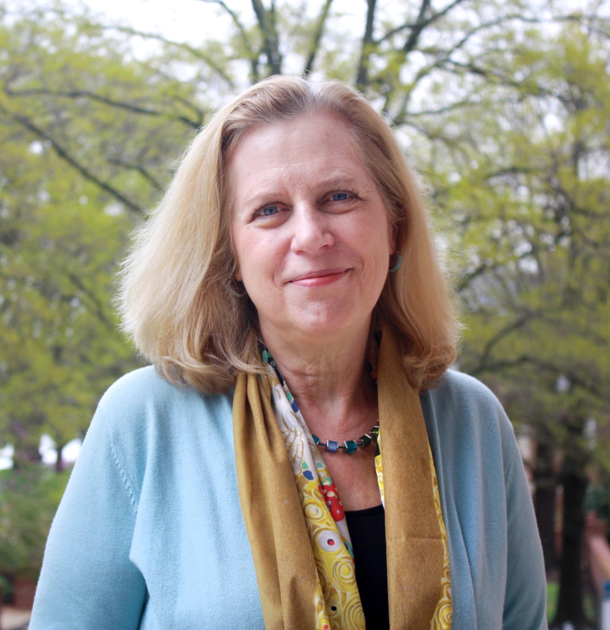 Portrait of Julie Greene