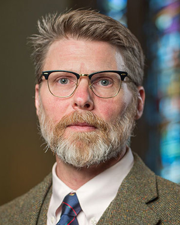 Portrait of Patrick Griffin