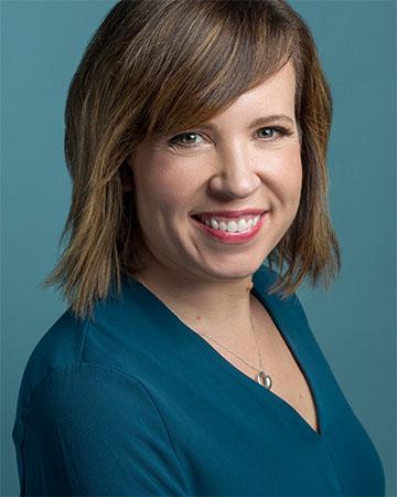 Portrait of Kimberly A. Hamlin