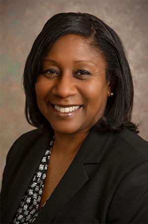 Portrait of Cheryl D. Hicks