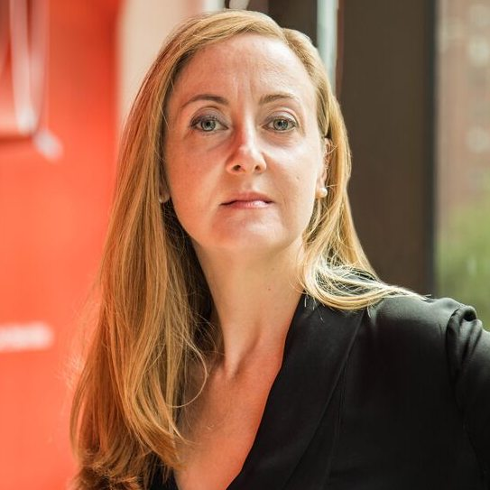 Portrait of Julia Ott