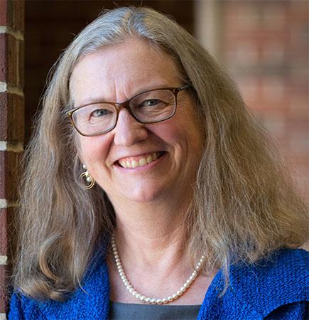 Portrait of Margaret Jacobs