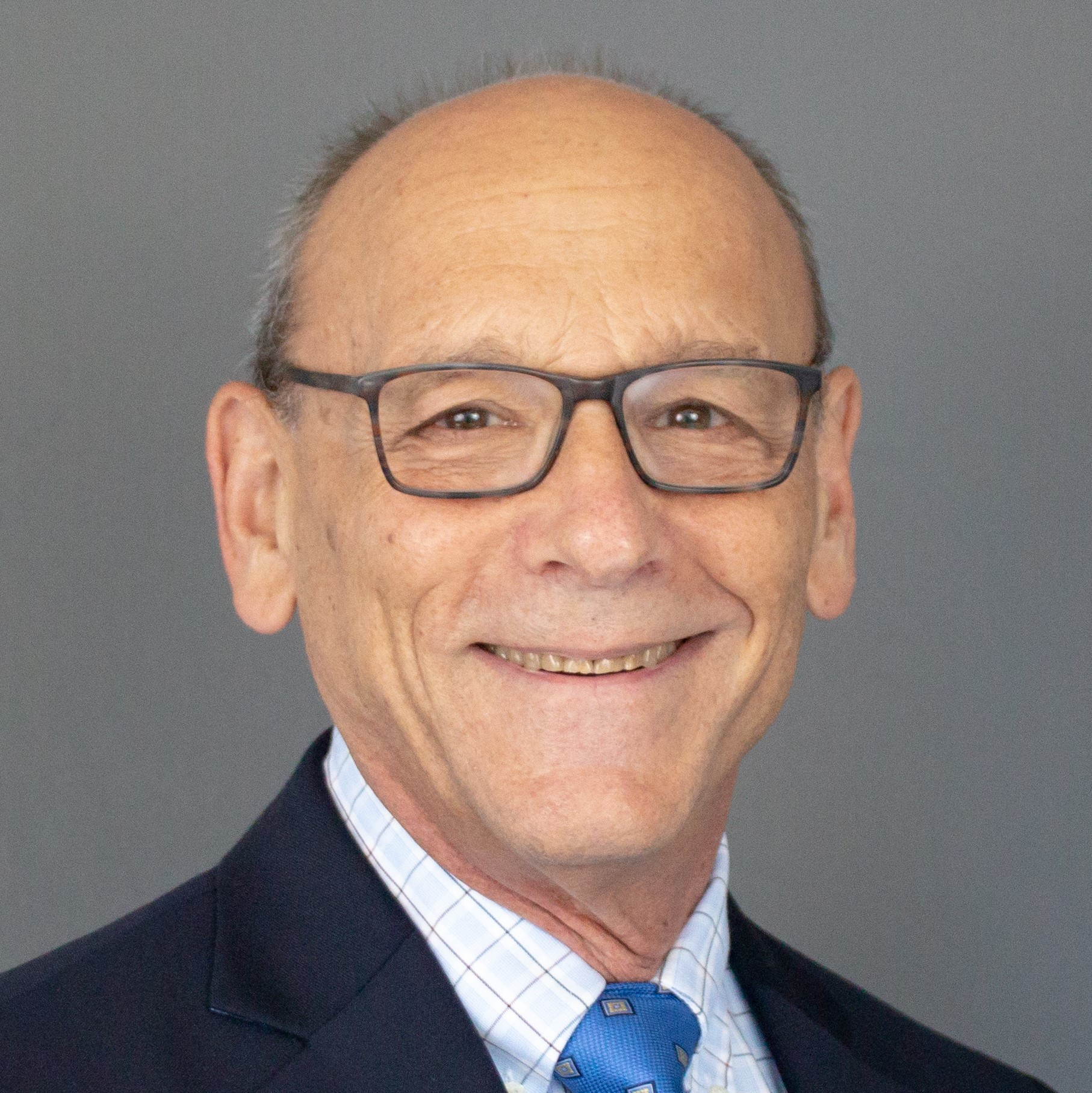 Portrait of Kenneth Janken