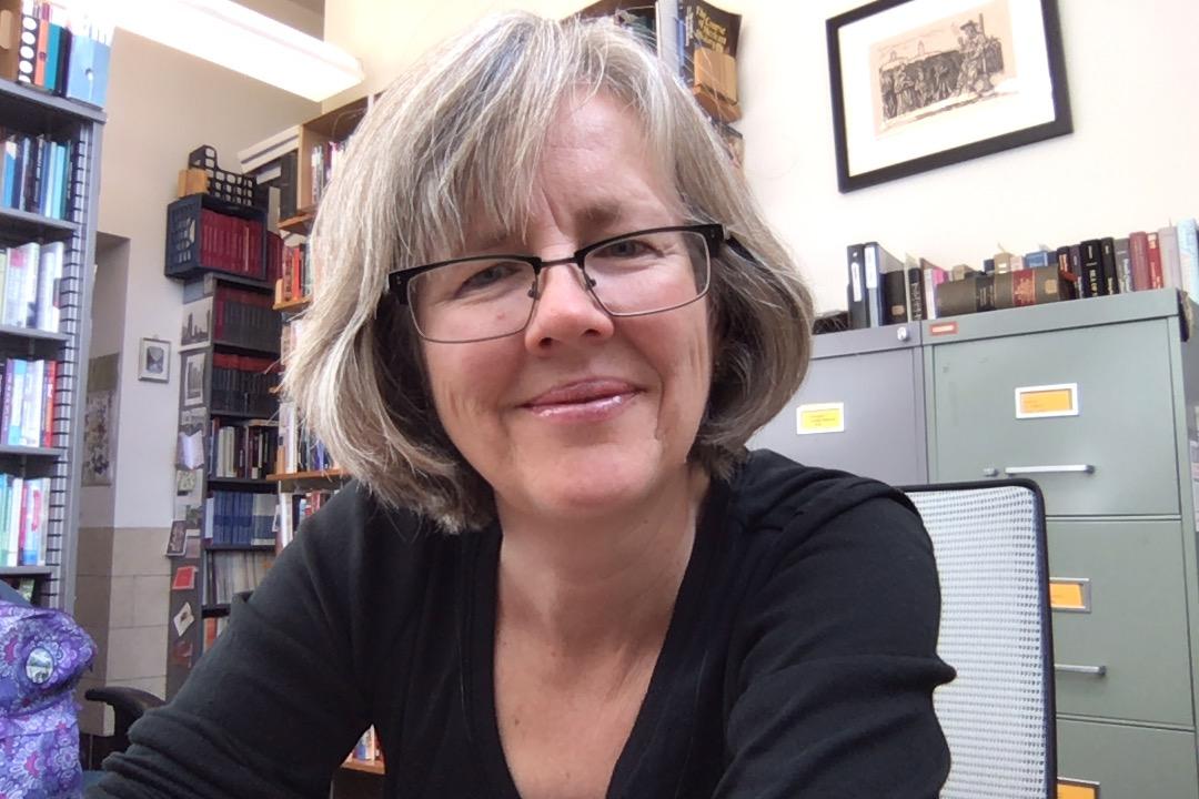 Portrait of Kristin Hoganson
