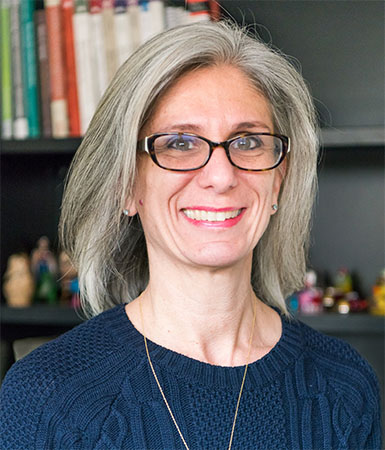 Portrait of Denise Meringolo
