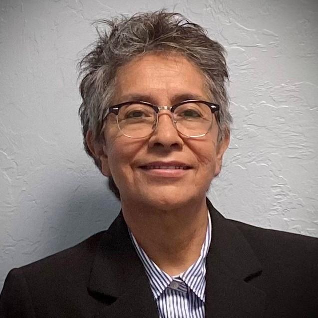 Portrait of Lydia R. Otero