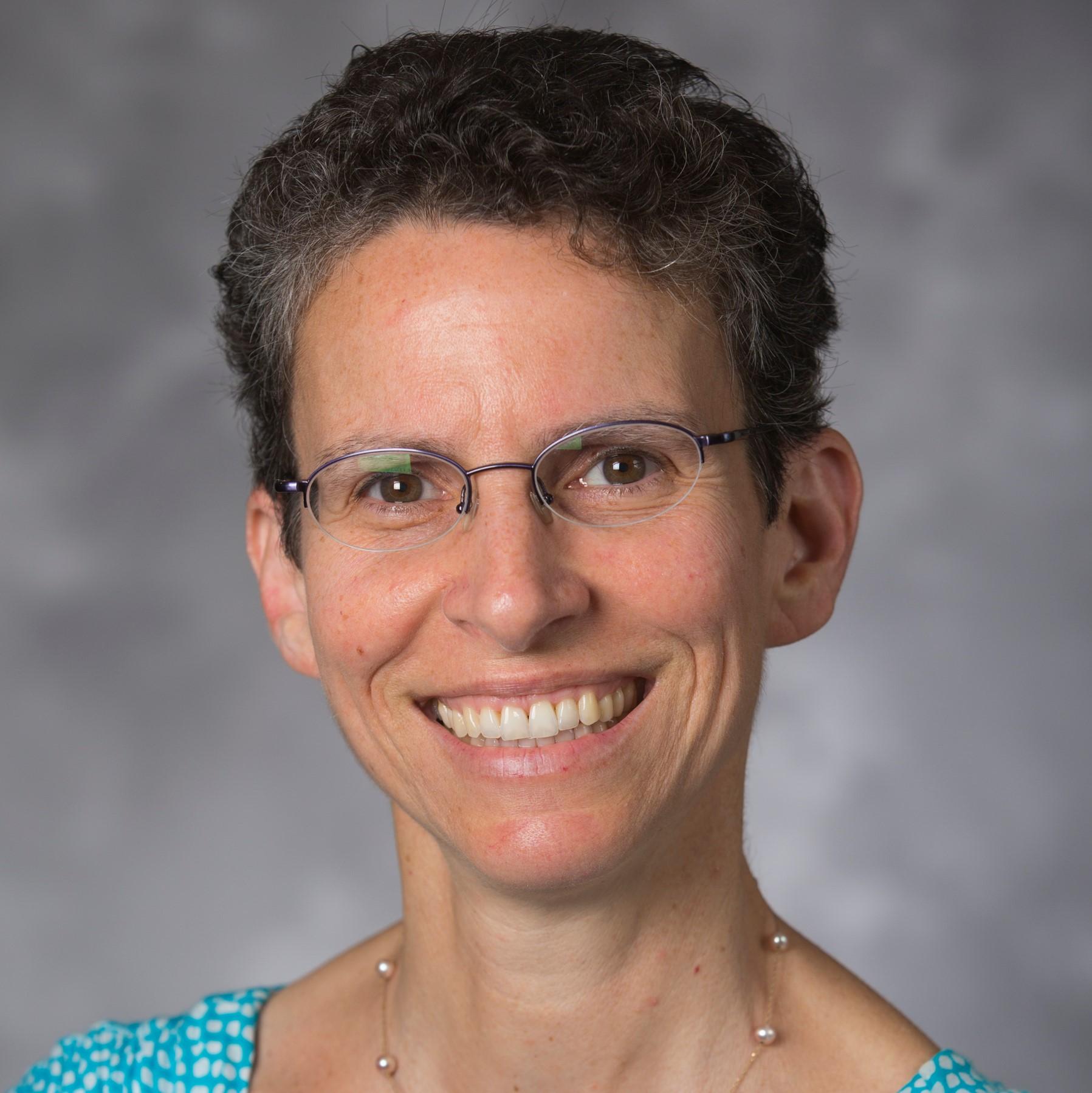 Portrait of Alison M. Parker
