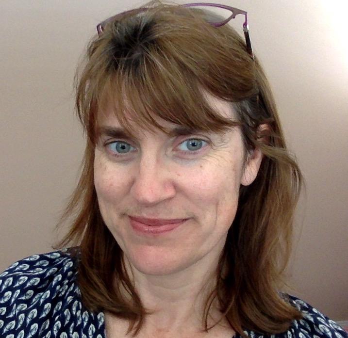 Portrait of Rebecca Jo Plant