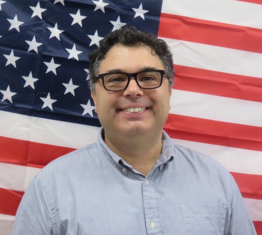 Portrait of Marc Simon Rodriguez