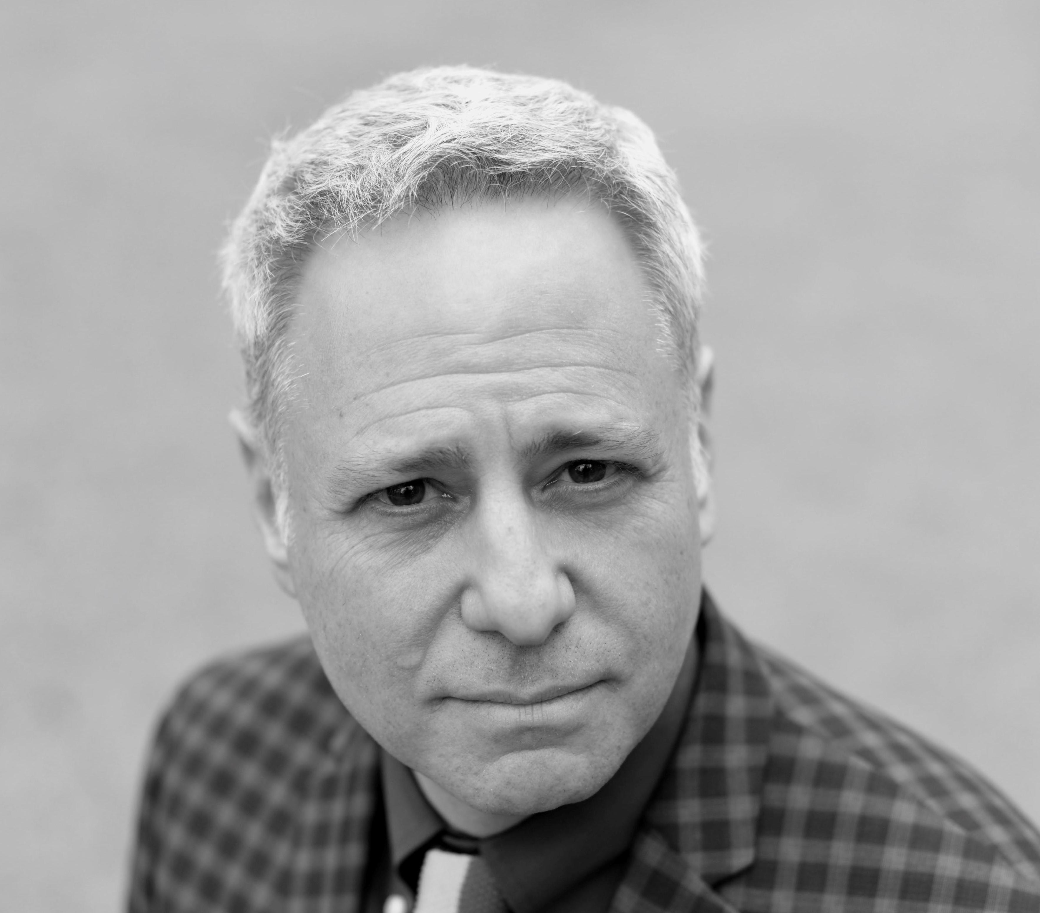 Portrait of Steven Stoll