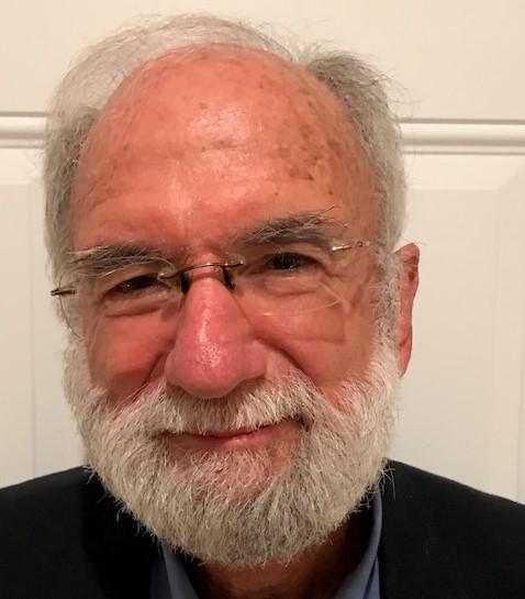 Portrait of Robert Brent Toplin
